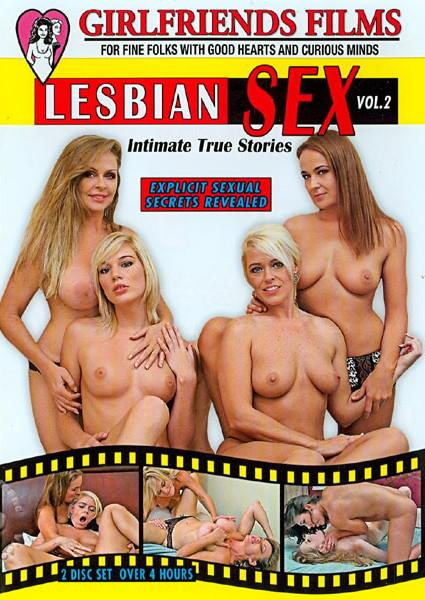 Lesbian Sex Vol. 2 (Disc 2) Box Cover