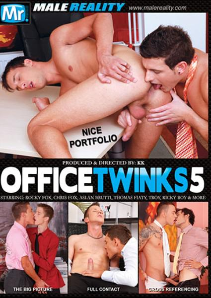 Office Twinks 5 Box Cover