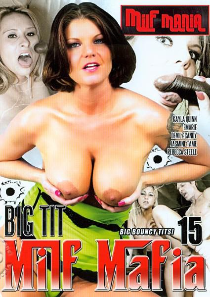 Big Tit MILF Mafia 15 Box Cover