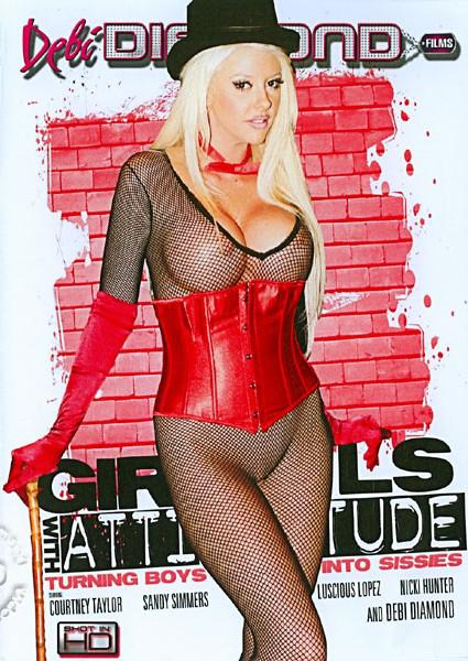 Girls With Attitude Box Cover