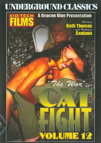 Cat Fight 12 - The War Box Cover