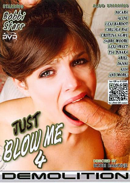 Just Blow Me 4 Box Cover