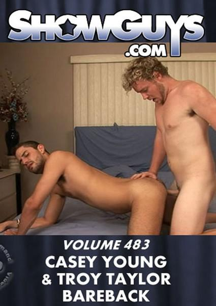 ShowGuys Volume 483 - Casey Young & Troy Taylor Bareback Box Cover