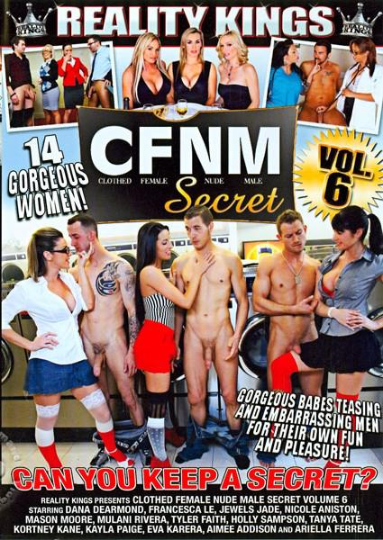 CFNM Secret Vol. 6 Box Cover