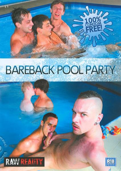 Bareback Pool Party Box Cover