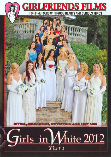 Girls In White 2012 Part 1 Box Cover