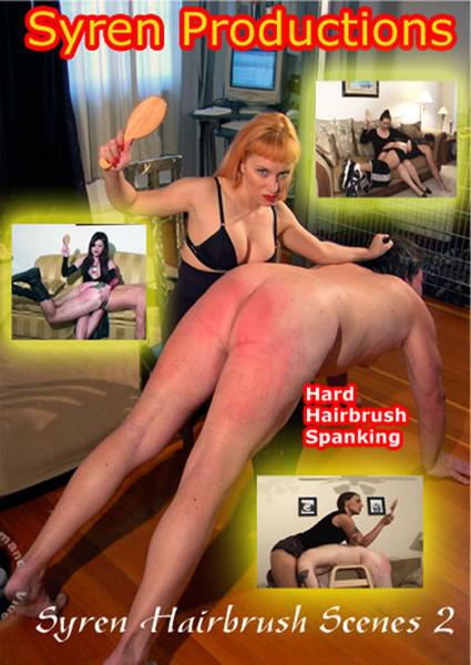 Syren Hairbrush Scenes 2 Box Cover