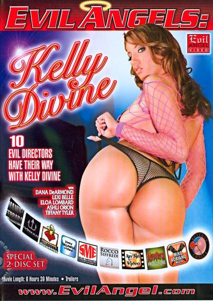 Evil Angels: Kelly Divine (Disc 2) Box Cover