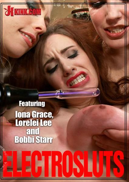 Electrosluts - Featuring Iona Grace, Lorelei Lee and Bobbi Starr Box Cover