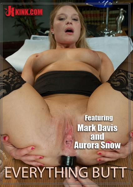 Everything Butt - Featuring Mark Davis and Aurora Snow Box Cover