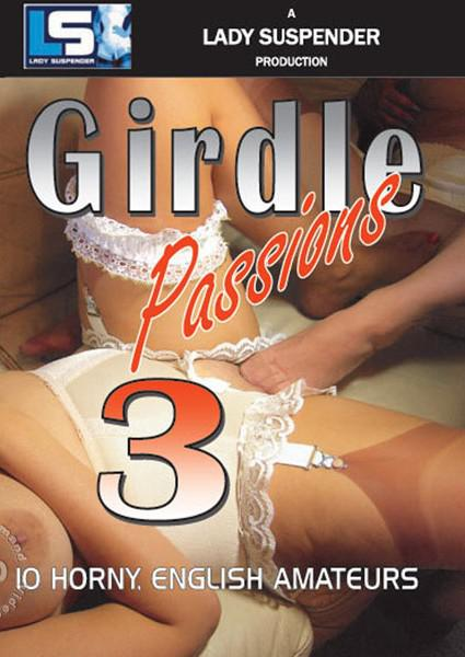 Girdle Passions 3 Box Cover