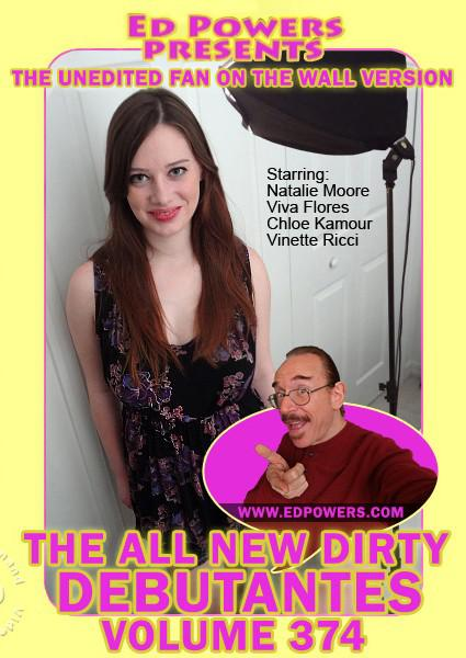 The All New Dirty Debutantes Volume 374 - Fan On The Wall Version Box Cover