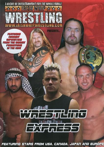 Wrestling Express Box Cover