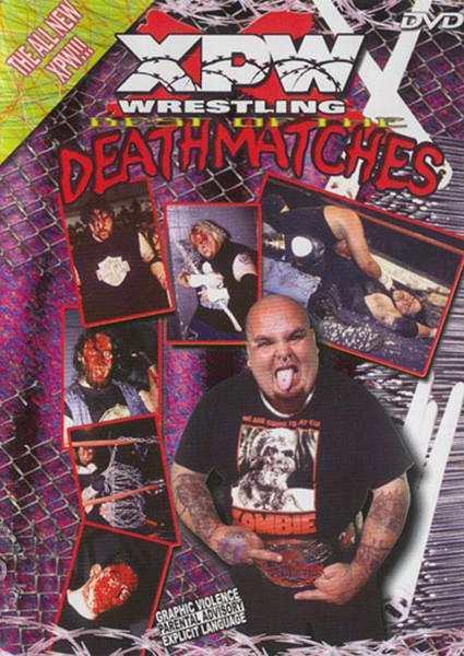 Best Of XPW Deathmatch Box Cover