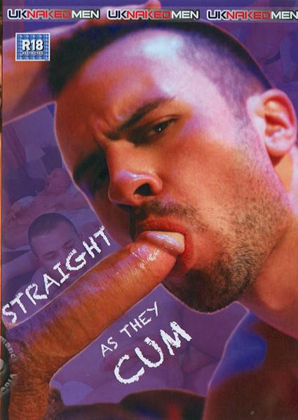 Straight As They Cum Box Cover