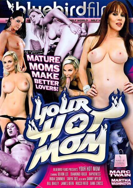 Your Hot Mom Box Cover