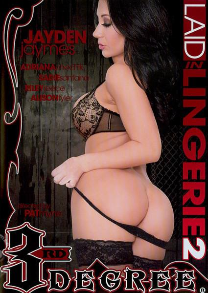 Laid In Lingerie 2 Box Cover