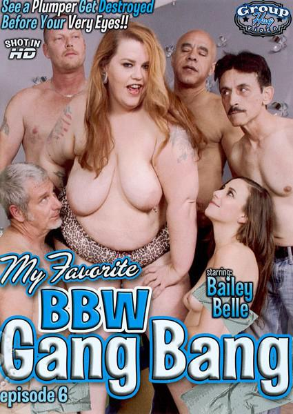French Amateur Gang Bang