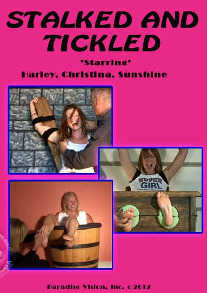 Stalked And Tickled Box Cover