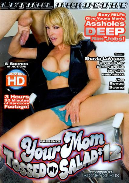 Your Mom Tossed My Salad #12 Box Cover