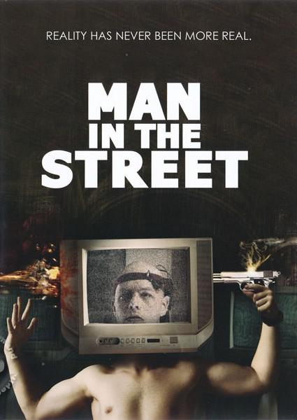 Man In The Street Box Cover