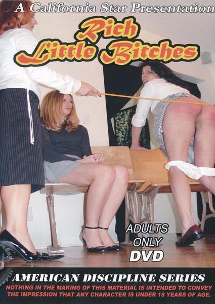 Rich Little Bitches Box Cover