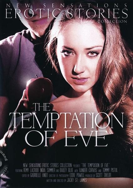 The Temptation Of Eve Box Cover