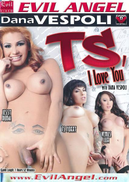 TS, I Love You Box Cover