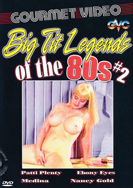 Big Tit Legends Of The 80s #2 Box Cover