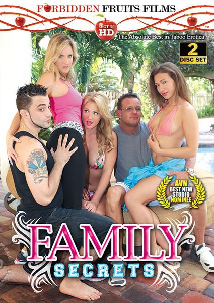 Family Secrets Box Cover