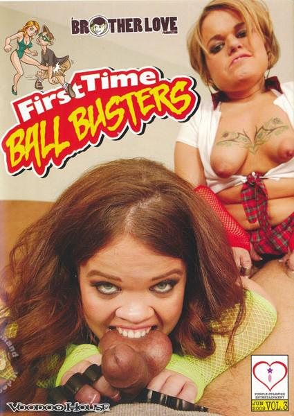 First time ballbusters 3 alexis love