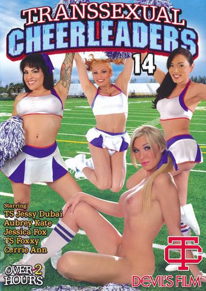 Transsexual Cheerleaders 14 Box Cover