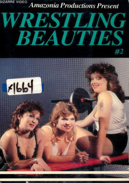Wrestling Beauties #2 Box Cover