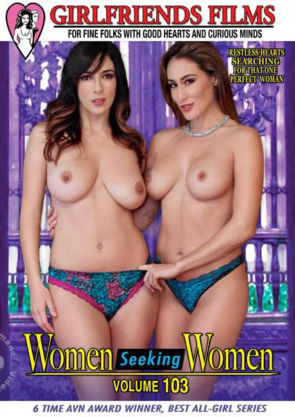 Women Seeking Women Volume 103 Box Cover