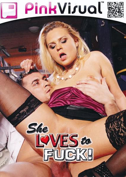 She Loves To Fuck! Box Cover