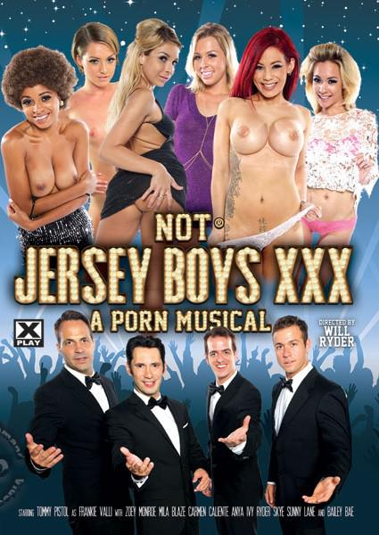 Not Jersey Boys XXX: A Porn Musical Box Cover