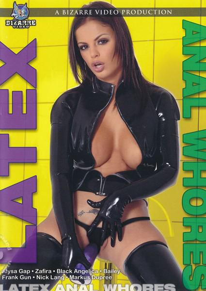 Latex Anal Whores Box Cover