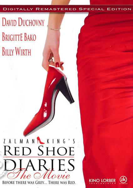 Red Shoe Diaries: The Movie Box Cover