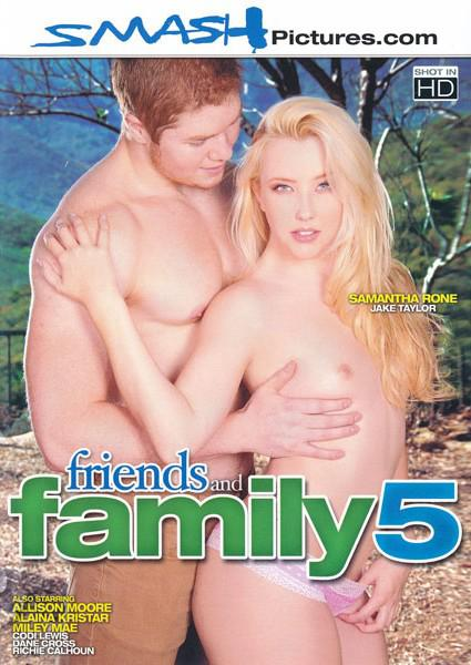 Friends And Family 5 Box Cover