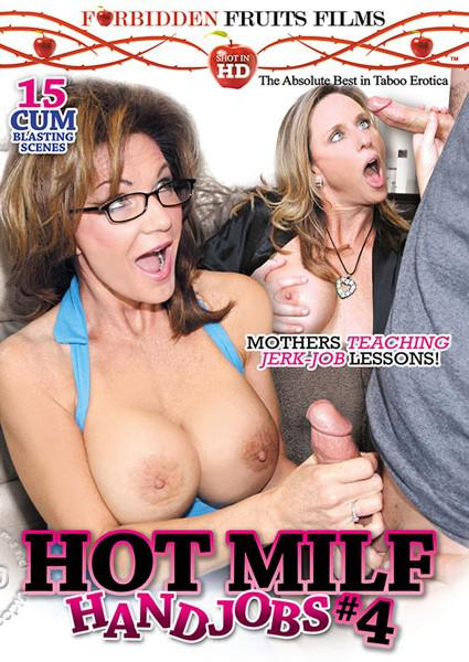 Raven lechance hot milf handjob