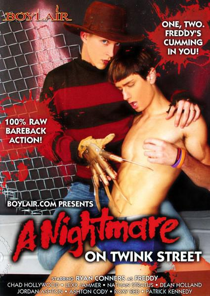 A Nightmare On Twink Street Box Cover