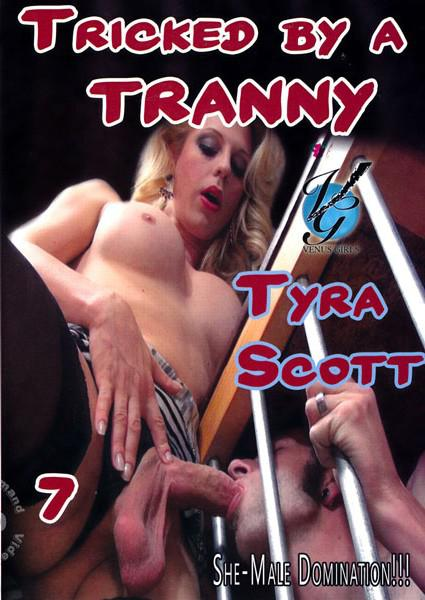 Tricked By A Tranny 7 Box Cover