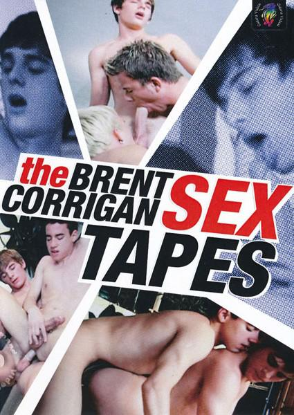 The Brent Corrigan Sex Tapes Box Cover