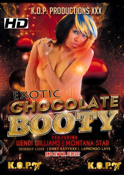 Exotic Chocolate Booty Box Cover