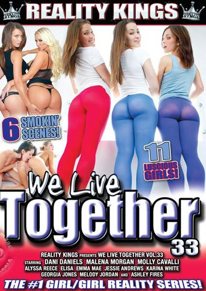 We Live Together 33 Box Cover