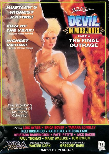 Devil In Miss Jones Part 4 - The Final Outrage Box Cover