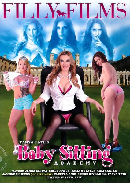 Tanya Tate's Baby Sitting Academy Box Cover