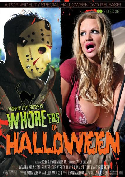 Whore'ers Of Halloween Box Cover