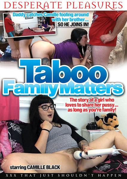 Taboo Family Matters Box Cover