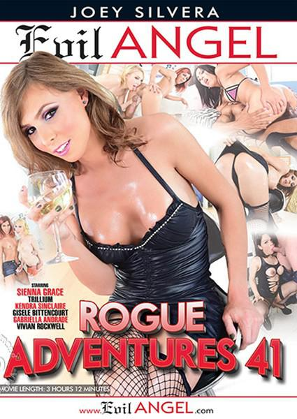 Rogue Adventures 41 Box Cover